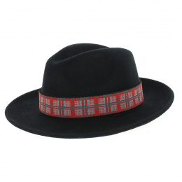 Chapeau fedora barbade