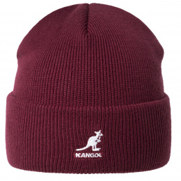 Bonnet Acrylique Pull-On Bordeaux- Kangol
