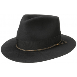 chapeau traveller woodfelt