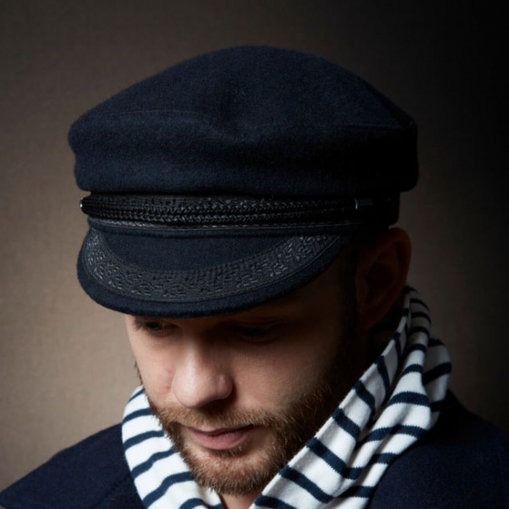 casquette marin made in france