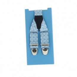 Bretelle bleu -