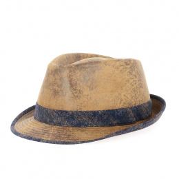 chapeaux marron