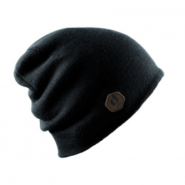 Bonnet Le Drapo  Marius 2 en 1 Noir
