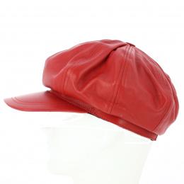 copy of montagny Leather cap