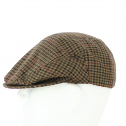 Casquette Anglaise Leeds laine - Traclet