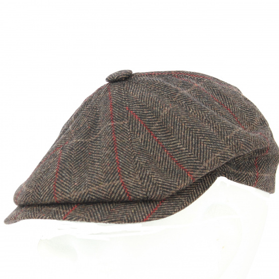 Casquette Arnold Yellowstone Marron - Traclet
