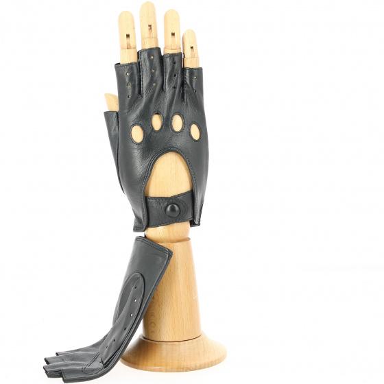 Mitaines de Conduite Cuir Noir - Glove Story