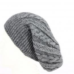Bonnet Long Florence Gris - Traclet