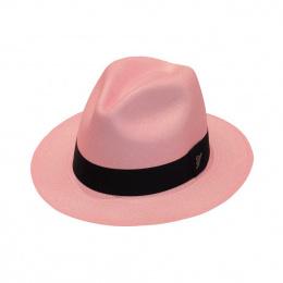 Panama hat  pink