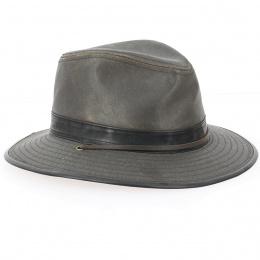 Chapeau Auckland Marron - Traclet