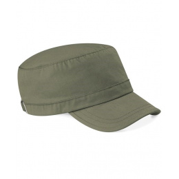 Casquette Army Coton Olive - Beechfield