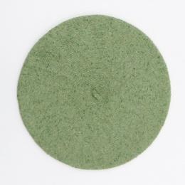 Béret Été Vert Amande Coton Soie & Lin - Le Béret Français