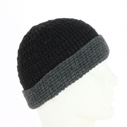 Knitted hat - le baker