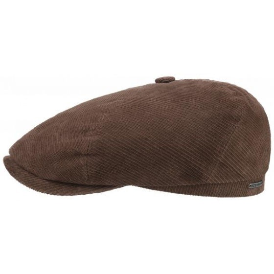 copy of Hatteras Oregon Corduroy Cotton Cap - Stetson