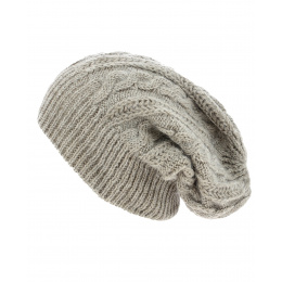Bonnet Long Florence Beige - Traclet