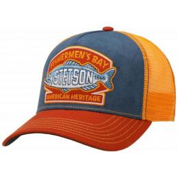 Casquette Baseball Trucker Fishermen´s - Stetson
