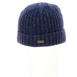 Bonnet laine bleu -Kangol