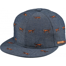 copy of Casquette Pauk Requins Coton Bleue- Barts