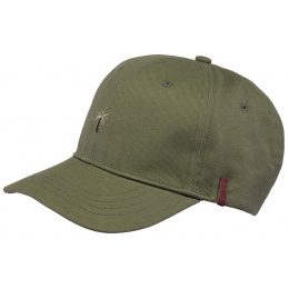 Baseball Cap Posse Camo Green Cotton - Barts