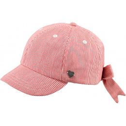 Casquette Flamingo Rose Coton- Barts