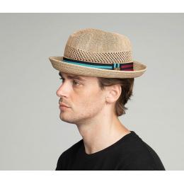 Chapeau Fedora Berle Paille - Bailey