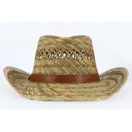 Chapeau Cowboy Montana Fibres Naturelles - Dorfman Pacific