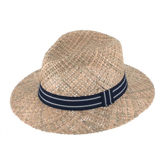 Traveller Antonio straw hat - Traclet