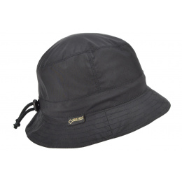 Chapeau de pluie Noir- Gore tex
