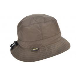 Chapeau de pluie Marron- Gore tex