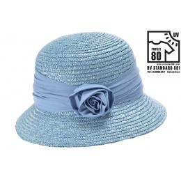 copy of Hat Cloche Straw