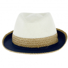 Trilby Gouville hat - Fléchet
