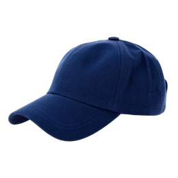 Casquette Baseball Unit Blue - Traclet