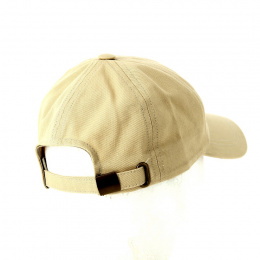 Casquette Baseball Unit Beige made in france - Traclet