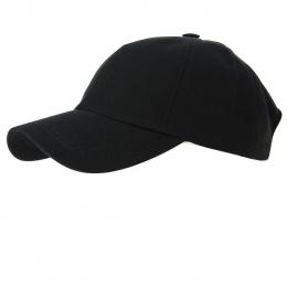 Casquette Baseball Unit Noir - Traclet