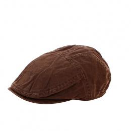 Brazil Brown Cotton Duckbill Cap - Aussie Apparel