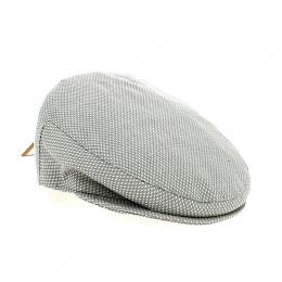 Casquette Plate Coton Ravenne Beige - Traclet