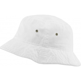 Bob coton blanc