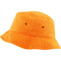 Bob coton orange