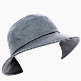 Silver Grey Raincoat Bob - Fléchet