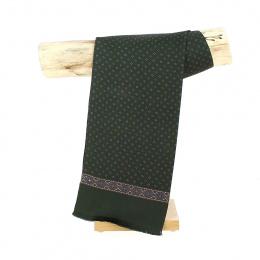 Foulards de Soie Augustine Vert - Traclet