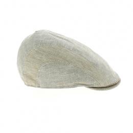 Casquette Bec de Canard Italian Lin & Coton - Traclet