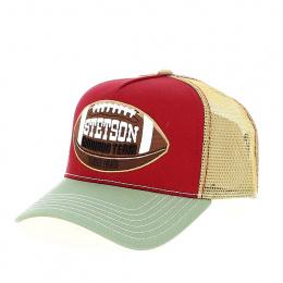 Casquette Baseball Gridiron Coton - Stetson