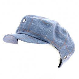 Hatteras Brood Cap Blue - Brixton