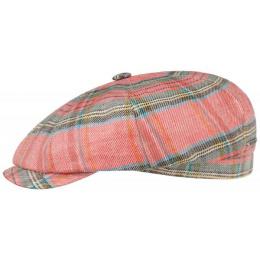 Eight rib cap Scotland Red - Stetson