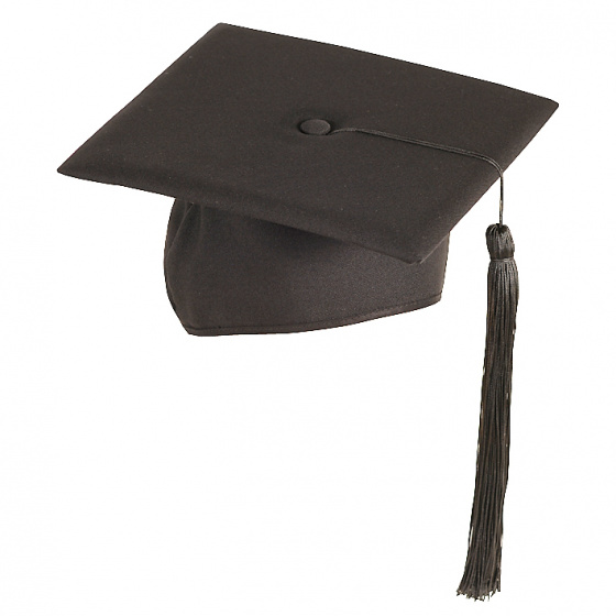 Chapeau de licence - Dr HUT