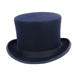 Top hat in the form of a hair felt