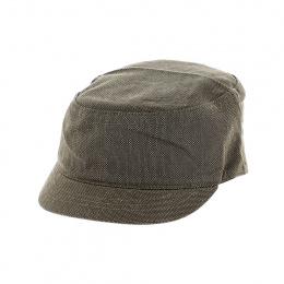 Military Cap Mastital Cotton - Atlantis