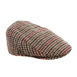 copy of Casquette Plate Tweed Edgar - Traclet