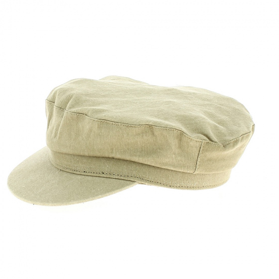 Casquette Marin Bayonne Beige - Traclet