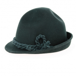 copy of Tyrolean hat Wool felt - Traclet